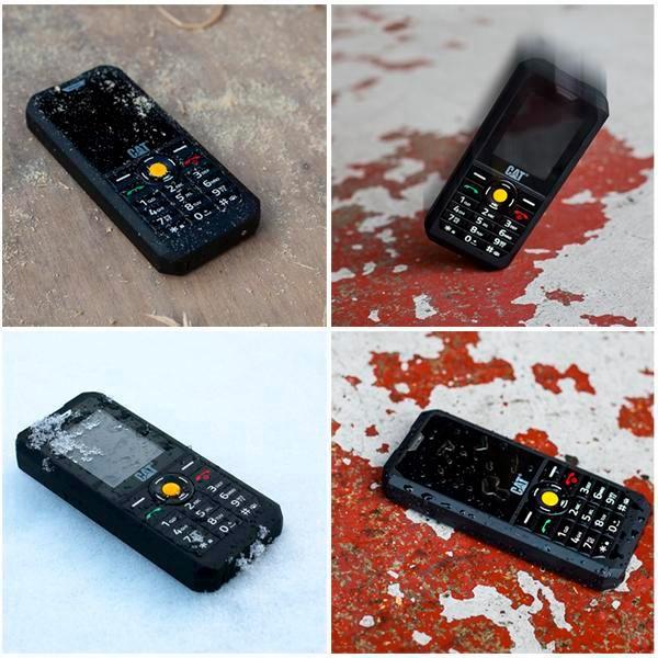 Resistentes Mobiltelefon