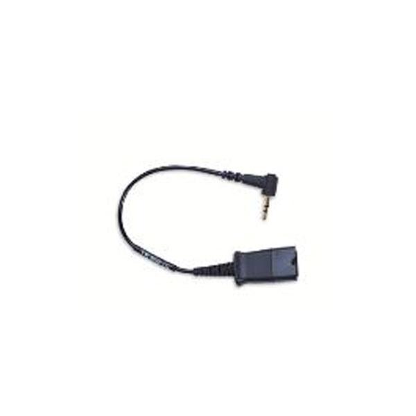Plantronics QD-Kabel auf 2,5mm Klinke
