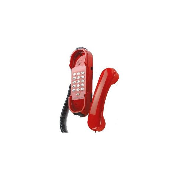 Depaepe HD2000 SIP Rojo con teclado