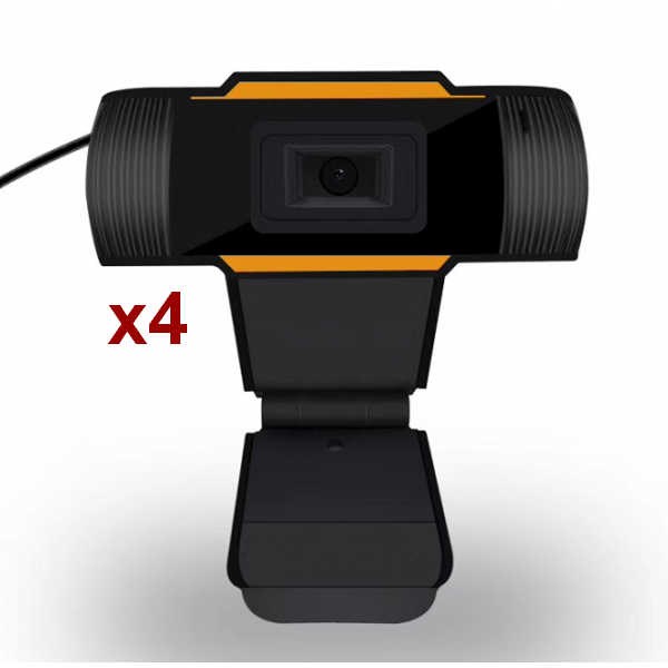 USB-Webcam-Pack für PC