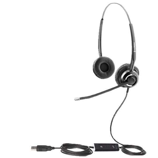 freeVoice SoundPro 412UC MS Duo NC (USB)