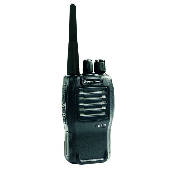 Midland G11V - kurze Antenne