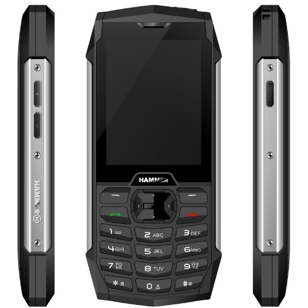 MyPhone Hammer 4 + Silber