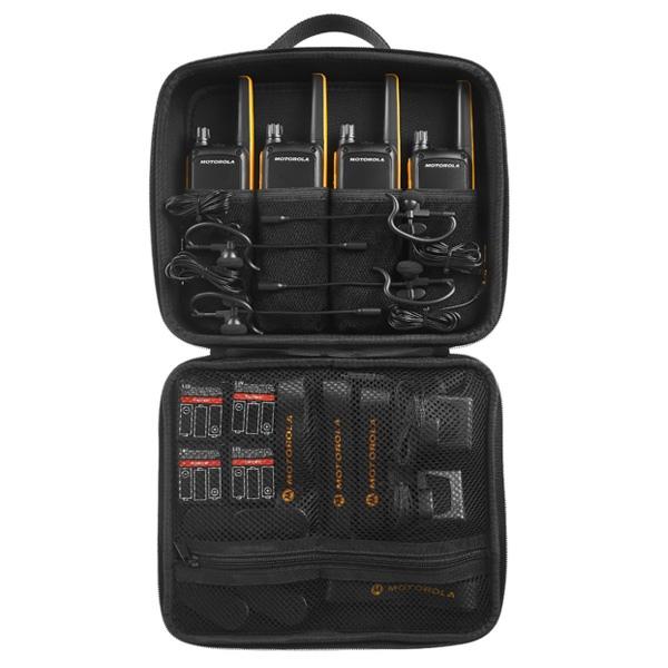 Koffer 4er-Set Motorola TLKR T82 Extreme