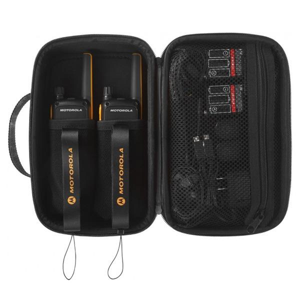 Motorola TLKR T82 Extreme Tragekoffer - Lizenzfreie Funkgeräte (PMR446)