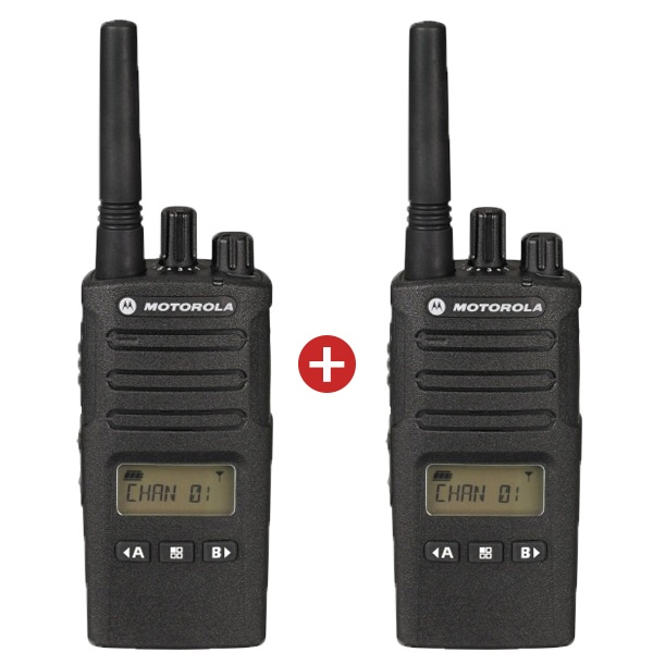 2er Set Motorola XT460