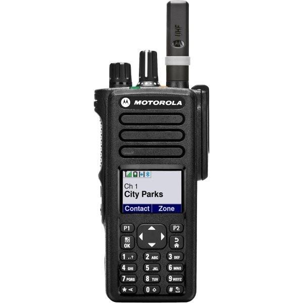 Lizenzpflichtige Funkgeräte UHF/VHF