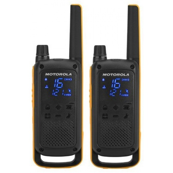 Motorola TLKR T82 Extreme - Lizenzfreie Funkgeräte (PMR446)