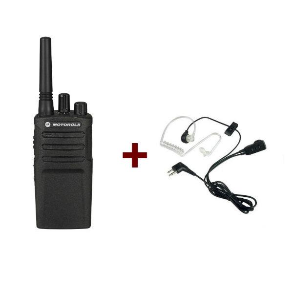 Motorola XT420 + Bodyguardkit