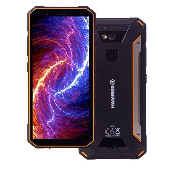 HAMMMER Energy 18X9 - Orange