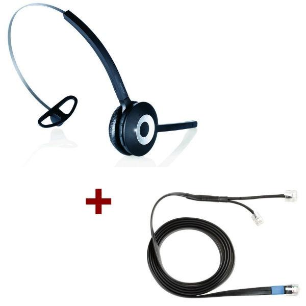 Pack für Siemens: Jabra PRO 920 + EHS-Kabel