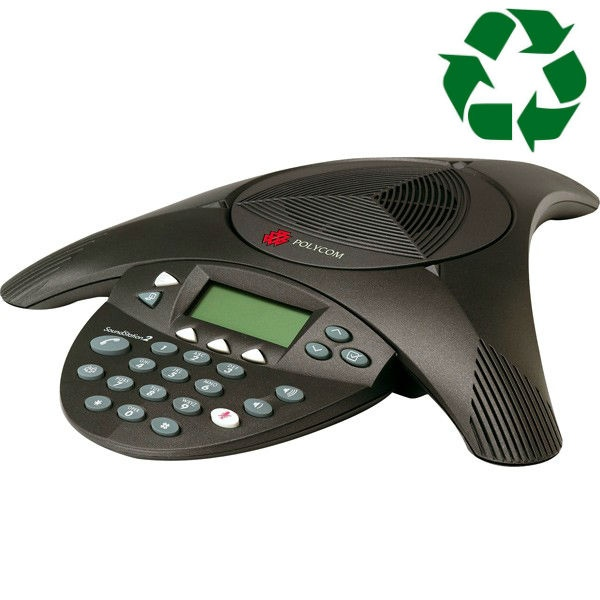Polycom Soundstation 2 EX - generalüberholt