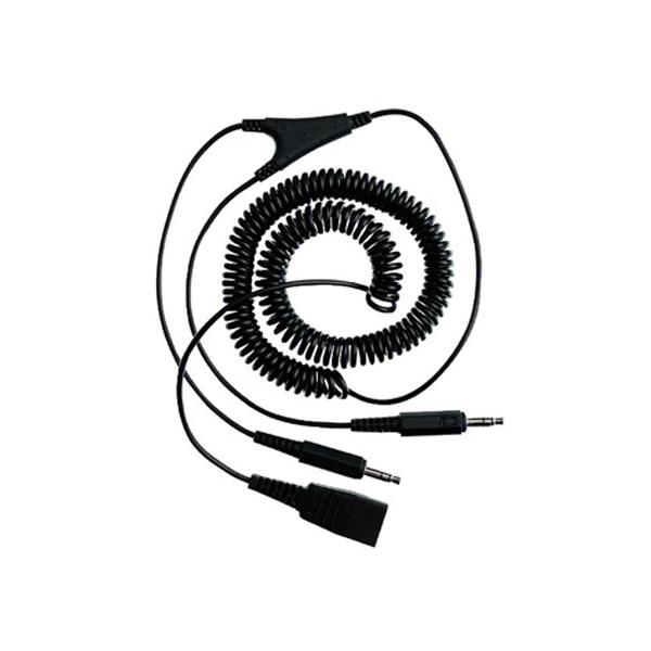 GN Kabel für PC Soundkarte (QD/3,5mm)