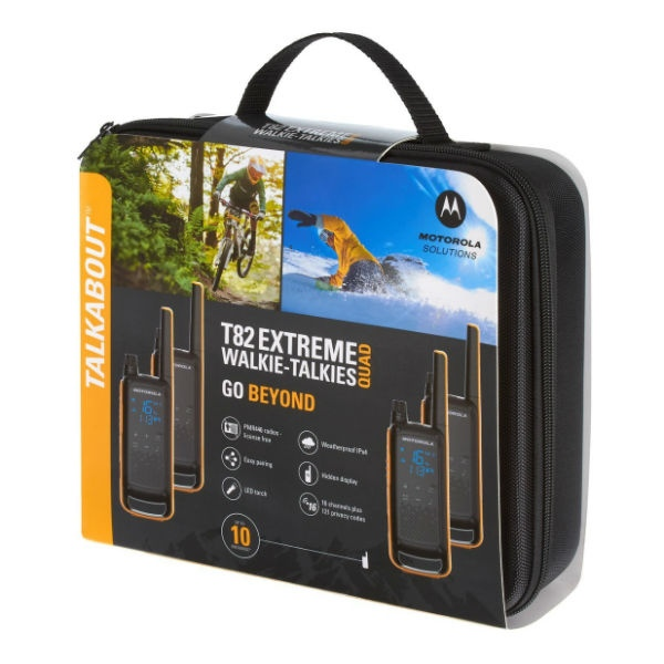 Motorola T82 Extreme Koffer