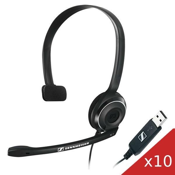 Sennheiser PC 7 USB x10