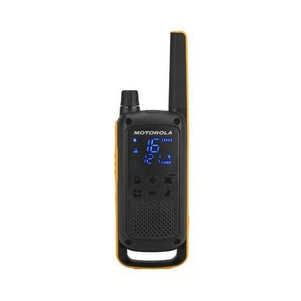 8er Set Motorola TALKABOUT T82 Extreme