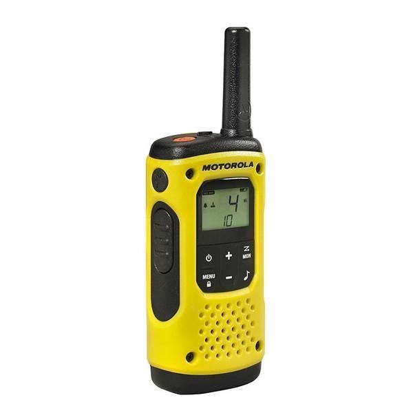 4er Set Motorola TLKR T92 - H2O