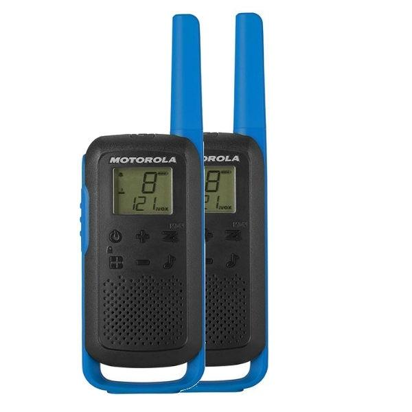 Motorola TLKR T62 Funkgeräte Set
