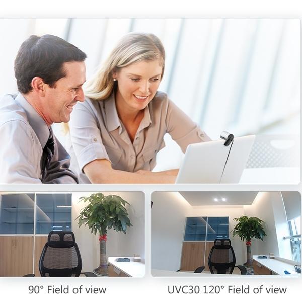 Yealink UVC30 Desktop Cámara USB 4K