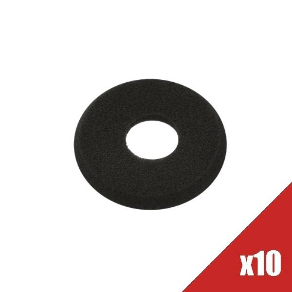 10 Stk. Ohrpolster für Jabra GN2000 Headsets