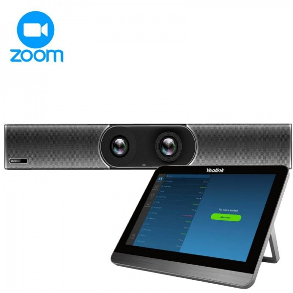 Yealink MeetingBar A30 + Touch Panel CTP18 Zoom