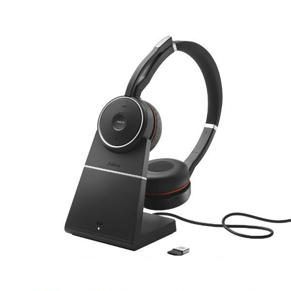 Jabra Evolve 75+ MS Stereo (inkl. Ladestation)