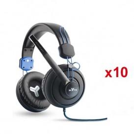 10er Pack: TnB EAGLE USB-Headset