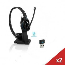 2er Set Sennheiser MB Pro 2 UC ML