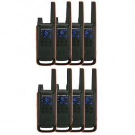 8er  Set Motorola TLKR T82