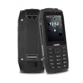 MyPhone Hammer 4 - Schwarz