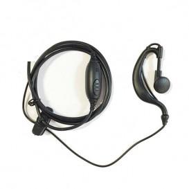 Ohrhacken-Kopfhörer für Kenwood 2 Pins