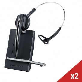 2er Set Sennheiser D10 Phone