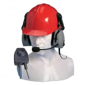 Entel CHP750HD Protector auditivo con micrófono - Sujeción Casco