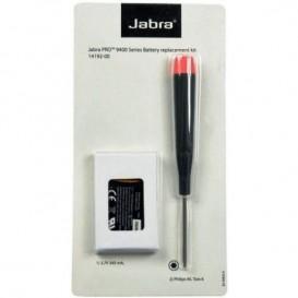 Ersatz-Akku für Jabra Pro 9400 Headsets
