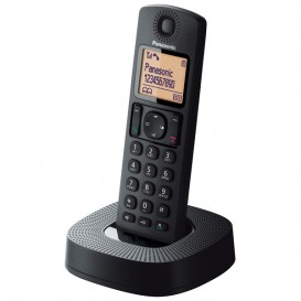 Panasonic KX-TGC310 - schwarz (EU Version)