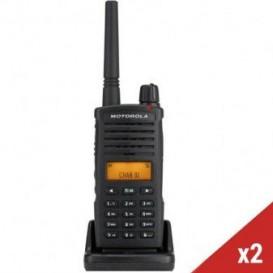2er Set Motorola XT660d - inkl. Ladegerät