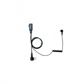 PTT-Kabel für Peltor SportTac PTT32 für Motorola-Funkgeräte mit PTT32M-Anschluss