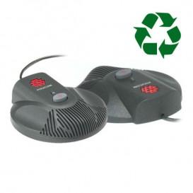 2 Zusatz-Mikrofone für Polycom Soundstation 2 Wireless - generalüberholt