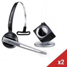 2er Set Sennheiser DW Office Phone (DW10 Phone)