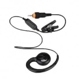 Motorola Headset für CLP446 Funkgeräte (kurzes Kabel)