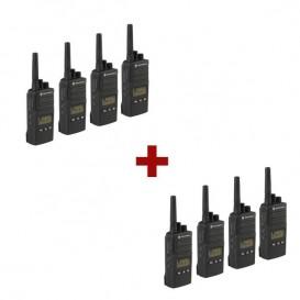 8er Set Motorola XT460