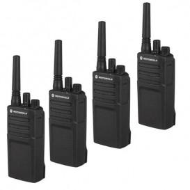 4er Set Motorola XT420