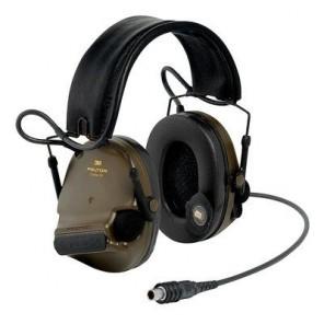 3M PELTOR ComTac XPI mit flexiblem Mikrofon