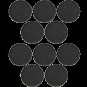 Schaumstoff-Ohrpolster für Jabra Evolve 20-65