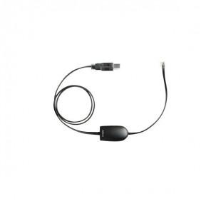 RJ9-USB Kabel für das Firmware-Update