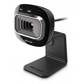 Microsoft LifeCam HD-3000 - schwarz