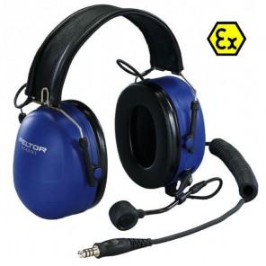3M Peltor ATEX mit Mikro und Kopfbügel