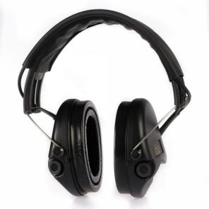 MSA Supreme Pro-X mit schwarzem Lederband
