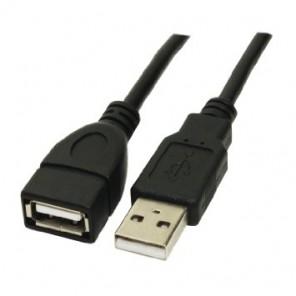 2m USB Verlängerungskabel