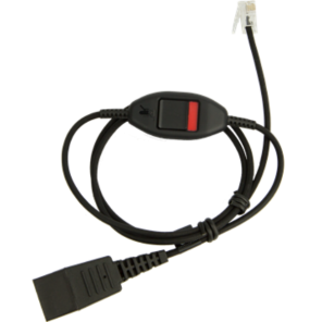 Jabra QD-Kabel - 0.8m QD/RJ9
